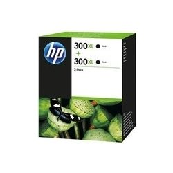 Cartridge - Multi Pack HP č.300XL - D8J43A (Černá)
