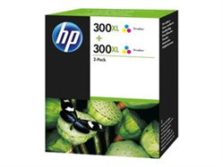 Cartridge - Multi Pack HP č.300XL - D8J44A (Barevná)