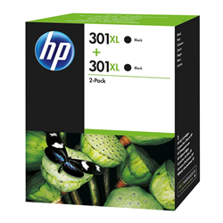 Cartridge - Multi Pack HP č.301XL - D8J45A (Černá)