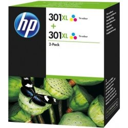 Cartridge - Multi Pack HP č.301XL - D8J46A (Barevná)