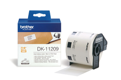 Brother DK-11209 (29x62 mm, 800 ks, )