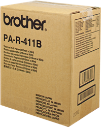 Brother PAR411 'PAR411' (A4, role 30 m, 390 g/m2)