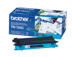 Toner Brother TN-135C (Azurový)