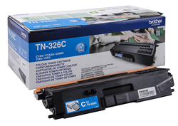 Toner Brother TN-326C (Azurový)