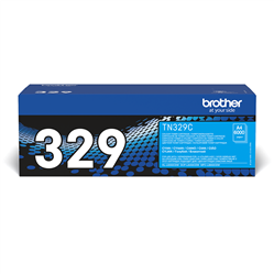 Toner Brother TN-329C (Azurový)